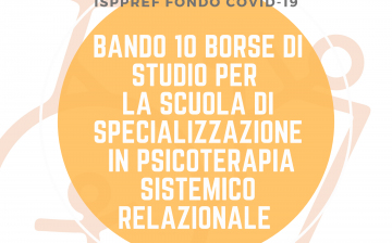BANDO 10 BORSE DI STUDIO  1