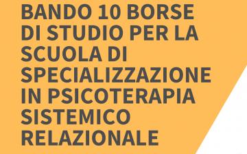 BANDO 10 BORSE DI STUDIO - Copia